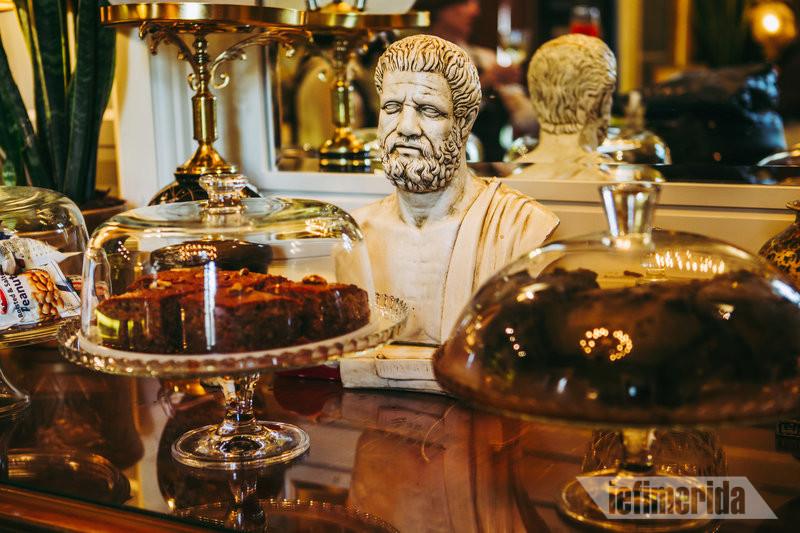Τα γλυκά του Foyer Café Bistrot