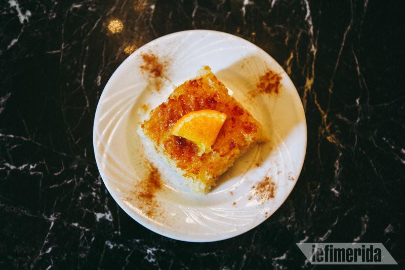 Γλυκό στο Foyer Café Bistrot