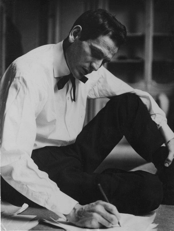 O Pierre Cardin υπήρξε ένας φουτουριστής στον κόσμο της μόδας