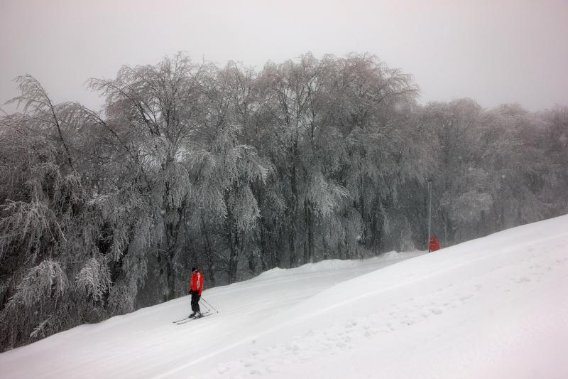 Χιονοδρομικό κέντρο Πήλιο