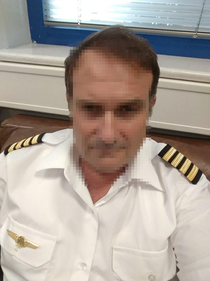 Ο άτυχος πιλότος του μοιραίου ελικοπτέρου, Νίκος Καρυστινός