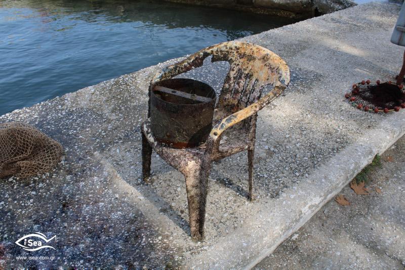 πλαστικη καρέκλα