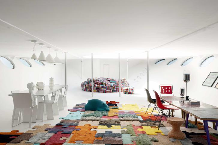 Το εντυπωσιακό playroom