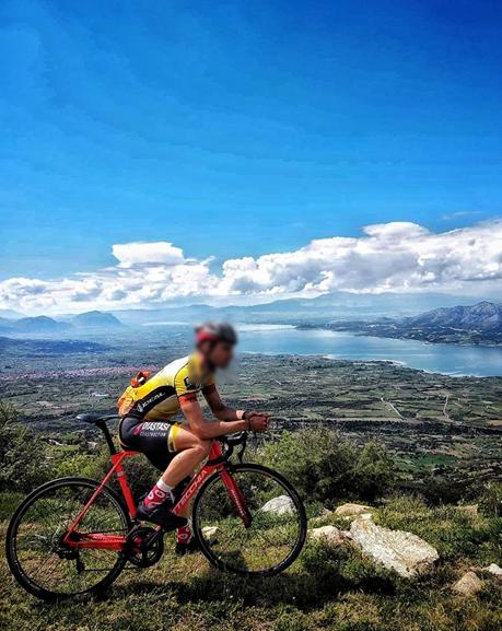 Ο Γ.Μ. 24 ετών από την Εδεσα είχε λάβει μέρος σε σειρά από αγώνες ποδηλασίας