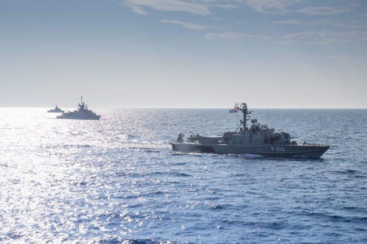 Πολεμικό ναυτικό άσκηση