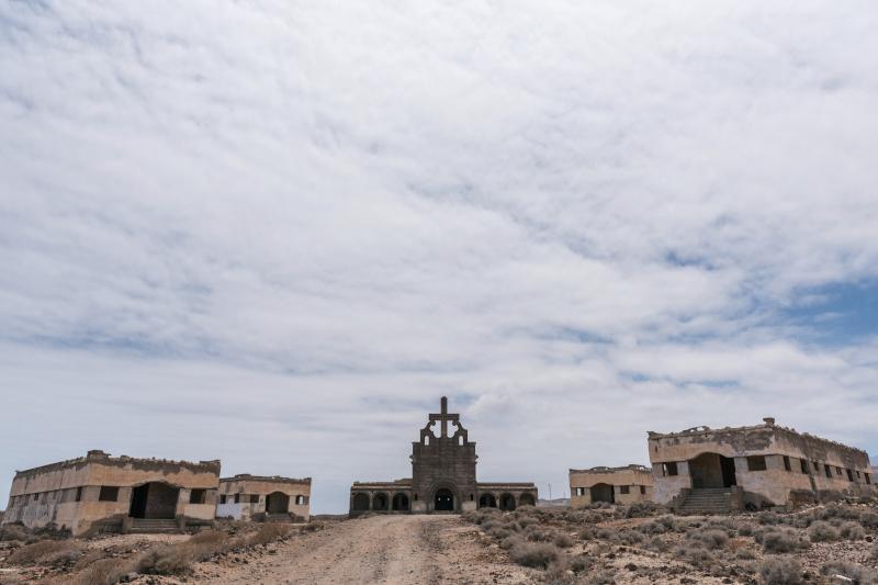 Το Sanatorio de Abona έρημο