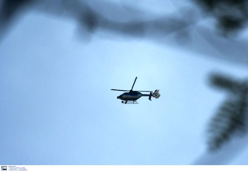 Ελικόπτερο Πολυτεχνείο