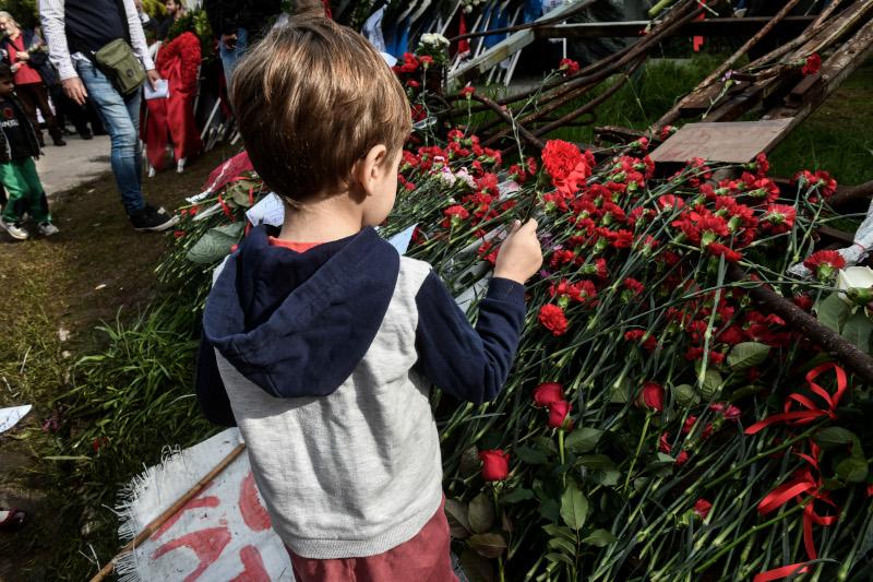 παιδακι λουλουδια