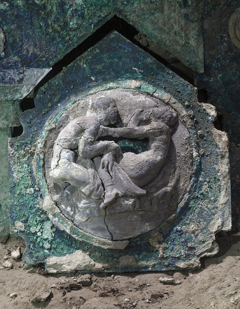 Πομπηία άρμα