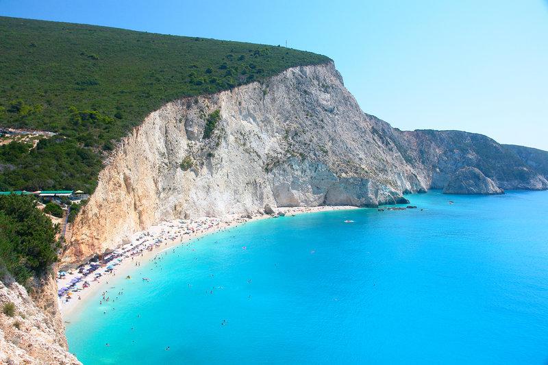 Το Πόρτο Κατσίκι είναι από τις πιο γνωστές παραλίες της Ελλάδας σε ολόκληρο τον κόσμο
