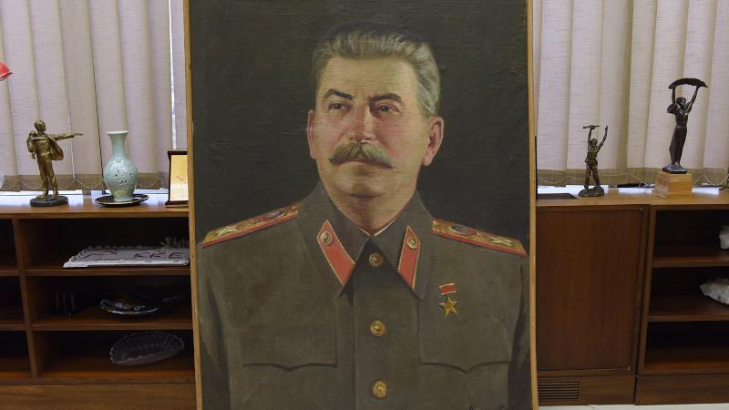 Πορτρέτο Στάλιν