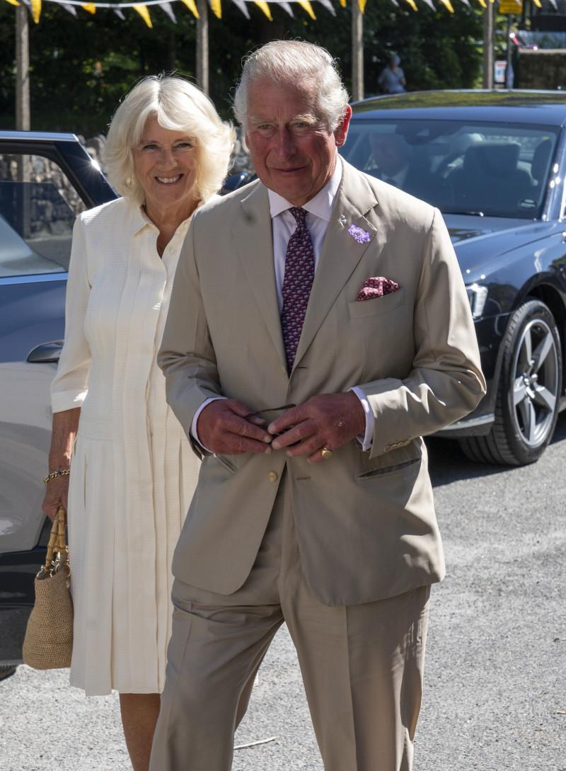 Ο πρίγκιπας Κάρολος και η Καμίλα Πάρκερ Μπόουλς