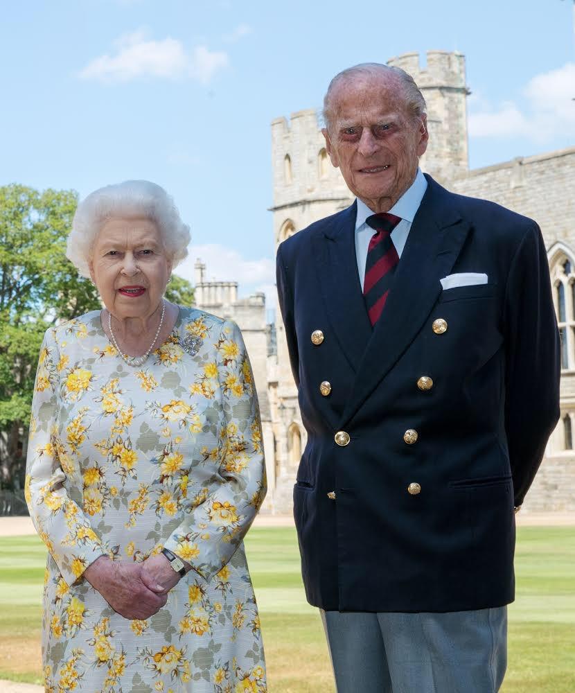 Η βασίλισσα Ελισάβετ και ο πρίγκιπας Φίλιππος