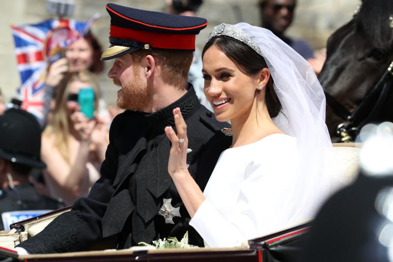 Βασιλικός γάμος Μέγκαν Μαρκλ πρίγκιπας Χάρι