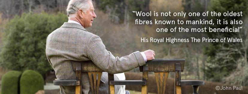 Πριγκιπας Κάρολος σε παγκάκι