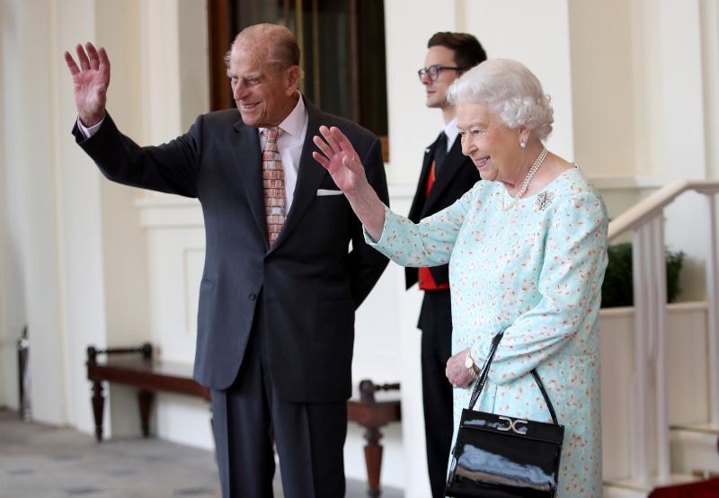 Ο πρίγκιπας Φίλιππος αποκαλεί την βασίλισσα Ελισάβετ «Λίλιμπετ»