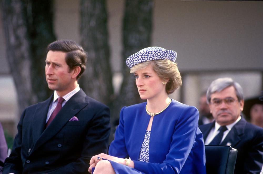 Πριγκίπισσα Νταϊανα και πρίγκιπας Κάρολος στον Καναδά το 1986
