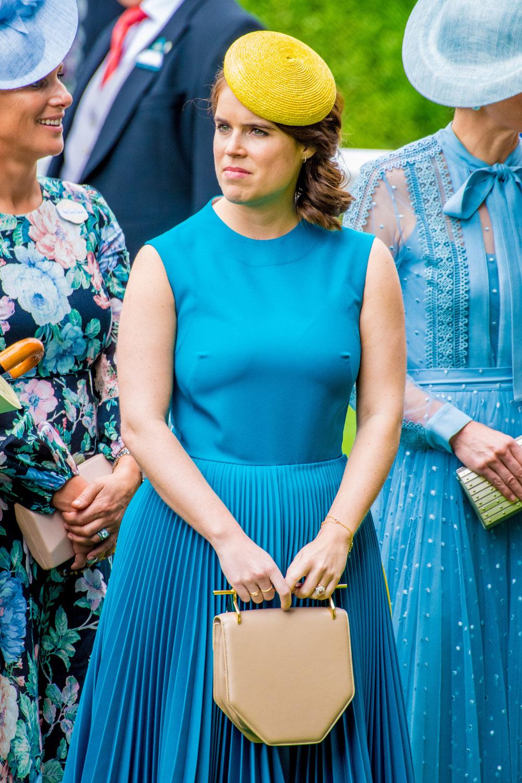Η εμφάνιση της πριγκίπισσας Ευγενίας στο Royal Ascot