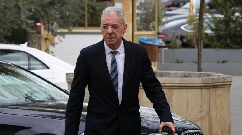 Ο κυβερνητικός εκπρόσωπος της Κυπριακής Δημοκρατίας Πρόδρομος Προδρόμου