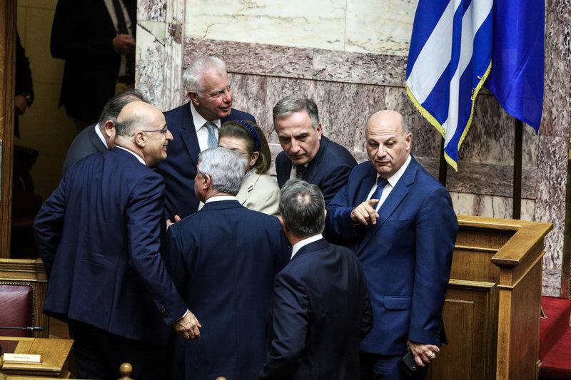 Πηγαδάκι υπουργών