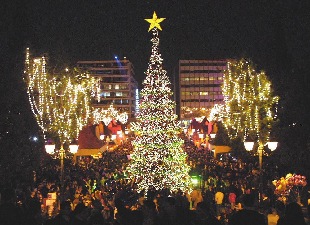 Tα Χριστούγεννα του 2003 ήταν βγαλμένα από μια άλλη εποχή