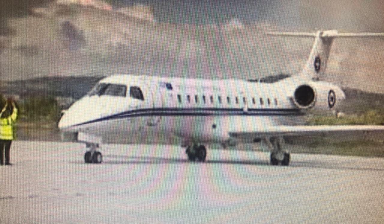 Το πρωθυπουργικό αεροσκάφος