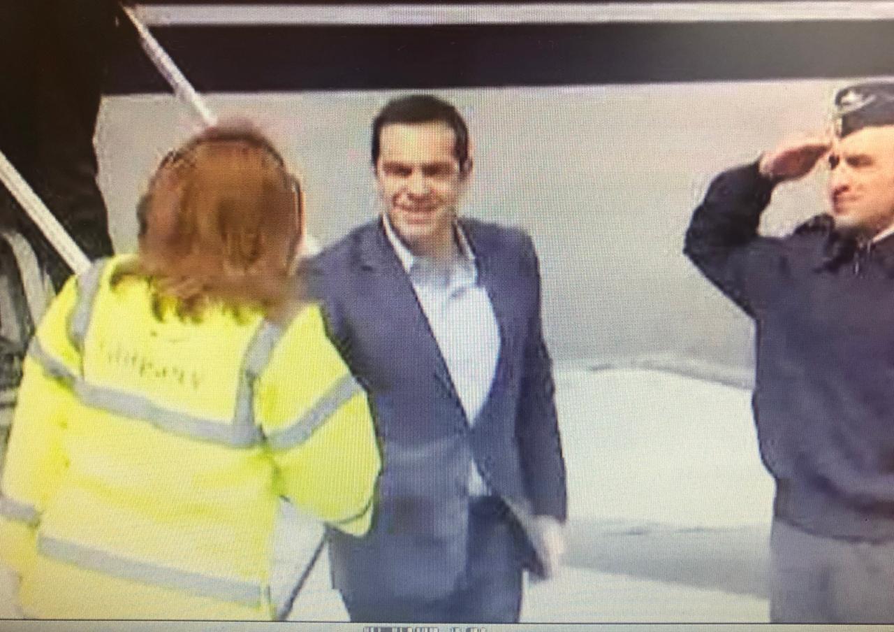 Ο Αλέξης Τσίπρας τον Απρίλιο του 2019 είχε πάει στον Βελβεντό Κοζάνης με το πρωθυπουργικό αεροσκάφος