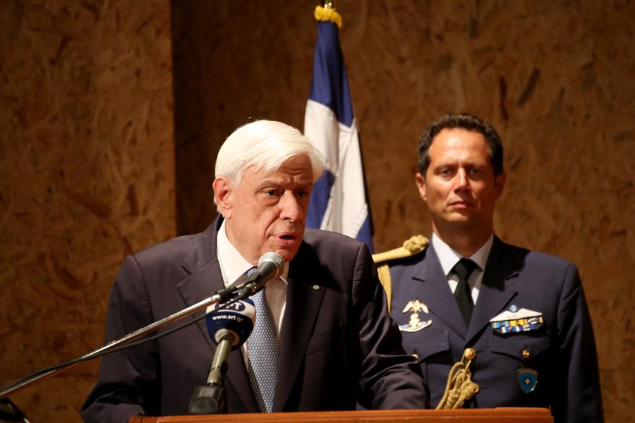 Η καλή γειτονία, είπε ο Πρόεδρος της Δημοκρατίας «προϋποθέτει τον πλήρη και ειλικρινή σεβασμό του συνόλου του Διεθνούς Δικαίου.