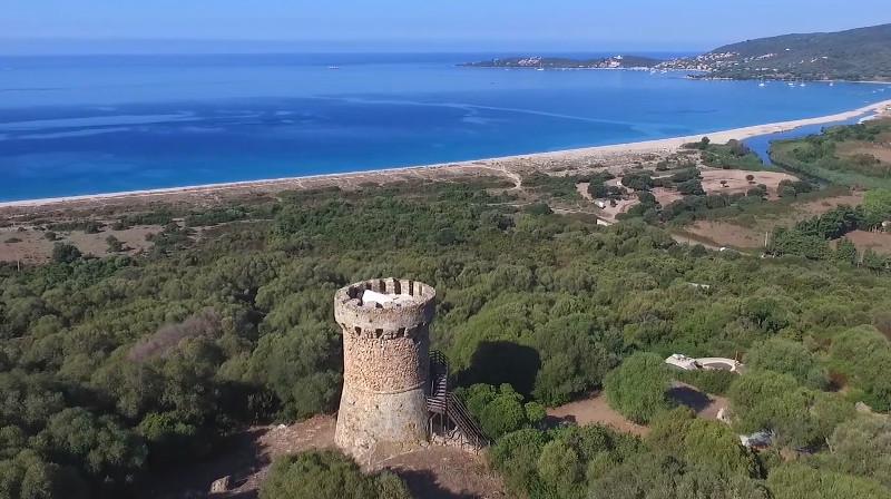 Πύργος στην Κορσική