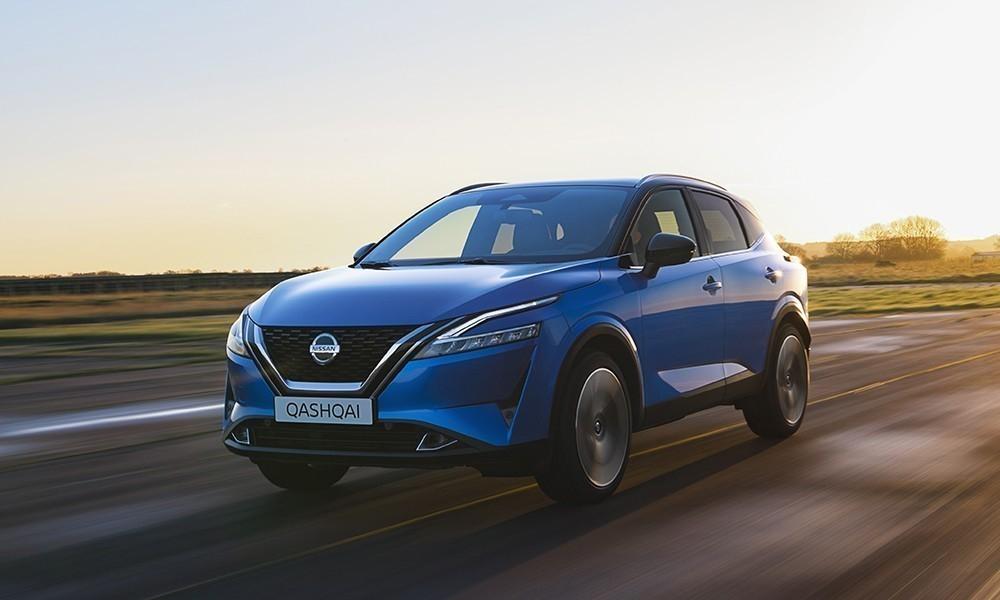 Αυτό είναι το νέο Nissan Qashqai