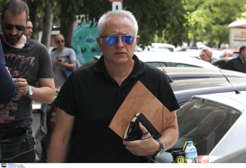 Στην συνεδρίαση της ΠΓ συμετείχε και ο πρώην υπουργός του ΓΑΠ Γιάννης Ραγκούσης