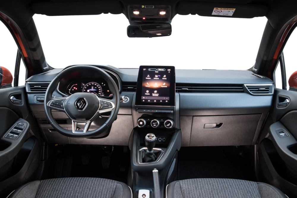 Το νέο Renault Clio στην Ελλάδα -Αυτή είναι η τιμή του [εικόνες]