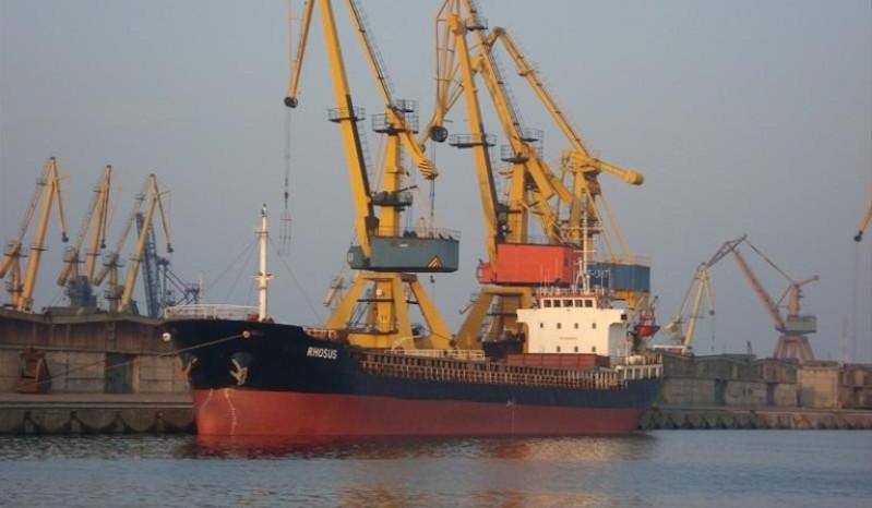 To πλοίο Rhosus που μετέφερε το φονικό φορτίο του νιτρικού αμμωνίου