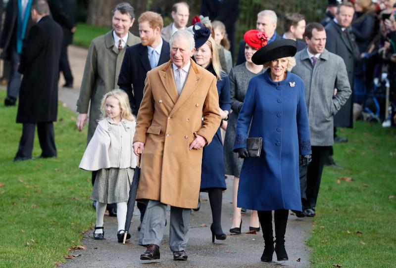 Πολλά μέλη της βασιλικής οικογένειας περνούν τις γιορτινές ημέρες των Χριστουγέννων στο Σάντριγχαμ