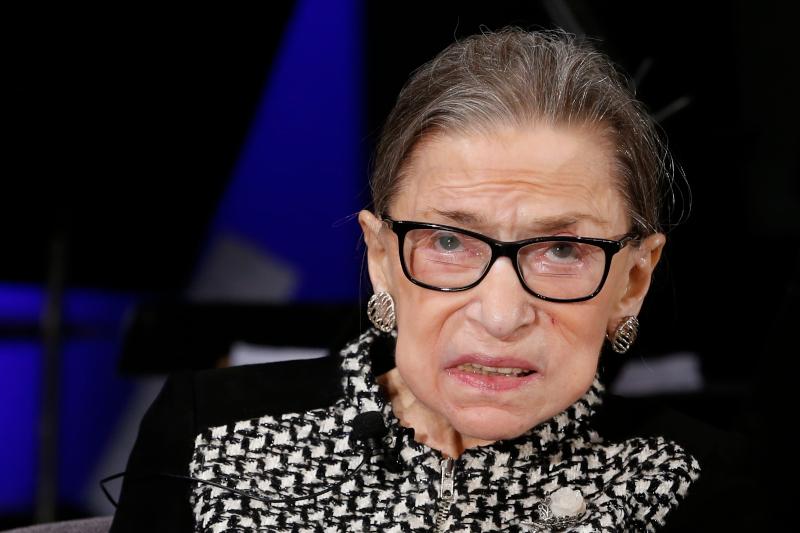 Η γηραιότηερη φιλελεύθερη δικαστής έχει τοποθετηθεί πολλές φορές υπέρ των δικαιωμάτων των γυναικών