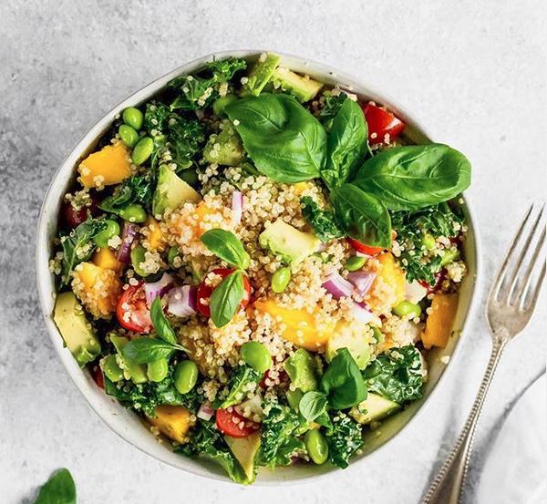 Φάτε όση σαλάτα θέλετε αρκεί να είναι πλούσια σε φρέσκα λαχανικά