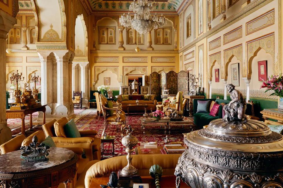Πολυτελές σαλόνι