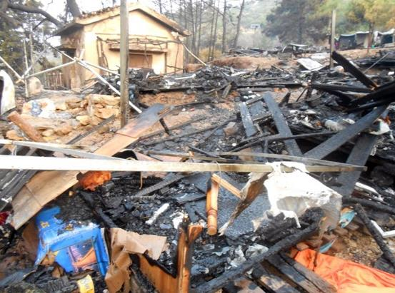 hotspot σαμου μετά τη φωτιά