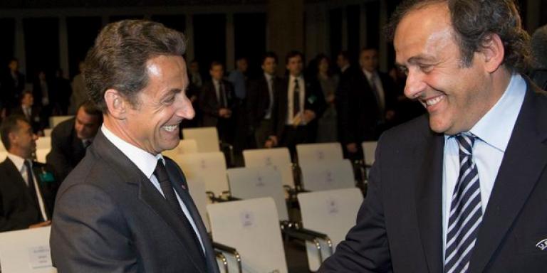 Σαρκοζί και Πλατινί είχαν βρεθεί στο στόχαστρο για την ανάθεση του Μουντιάλ 2022 στο Κατάρ