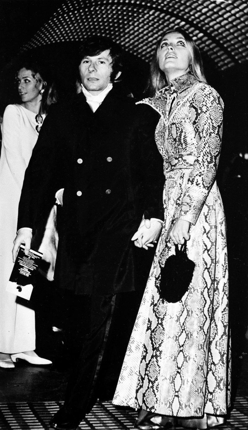 Η Σάρον Τέιτ και ο Πολάνσκι λίγους μήνες πριν την στυγερή δολοφονία της