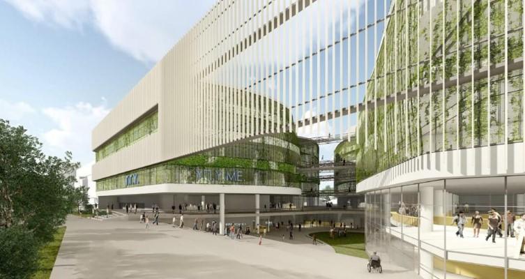 Το νέο καινοτόμο κτίριο της γ.γ. Υποδομών