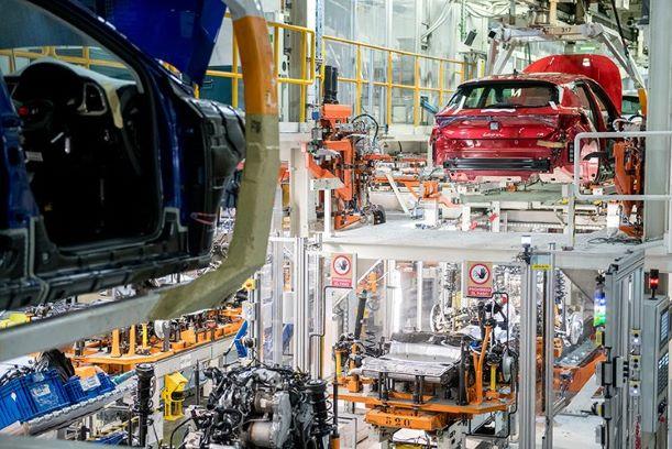 Εργοστάσιο της SEAT