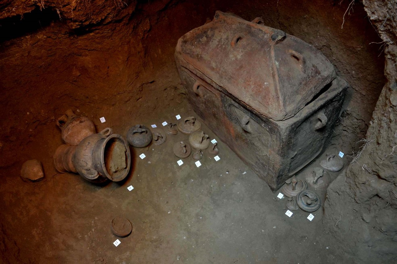 αρχαιολογικα ευρηματα