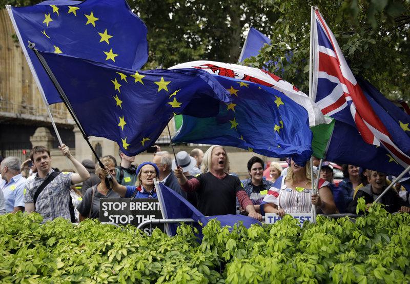 Συγκέντρωση κατά του Brexit