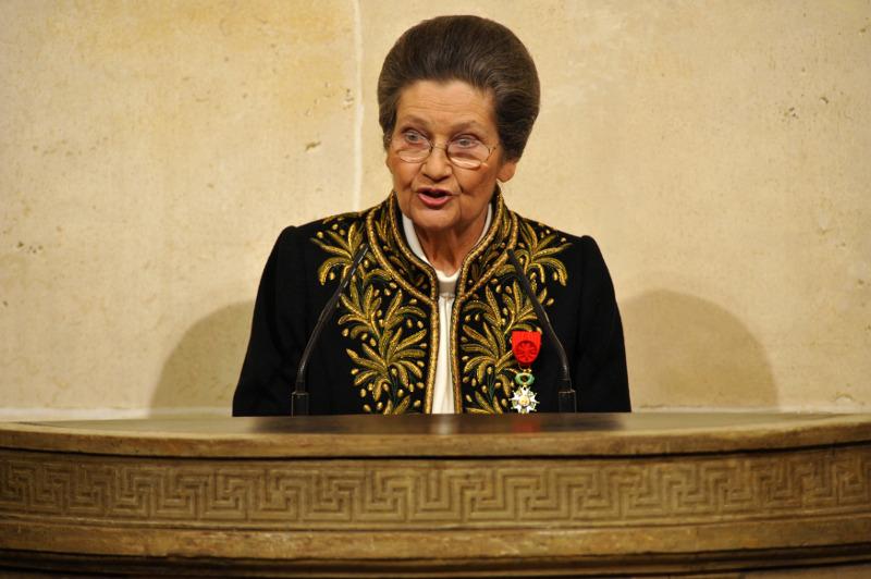 Σιμον Βέιλ πρόεδρος Ευρωκοινοβουλίου