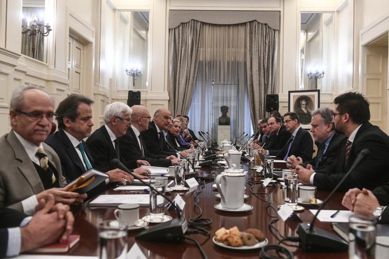 Συμβούλιο Εξωτερικής Πολιτικής 10-12-2019