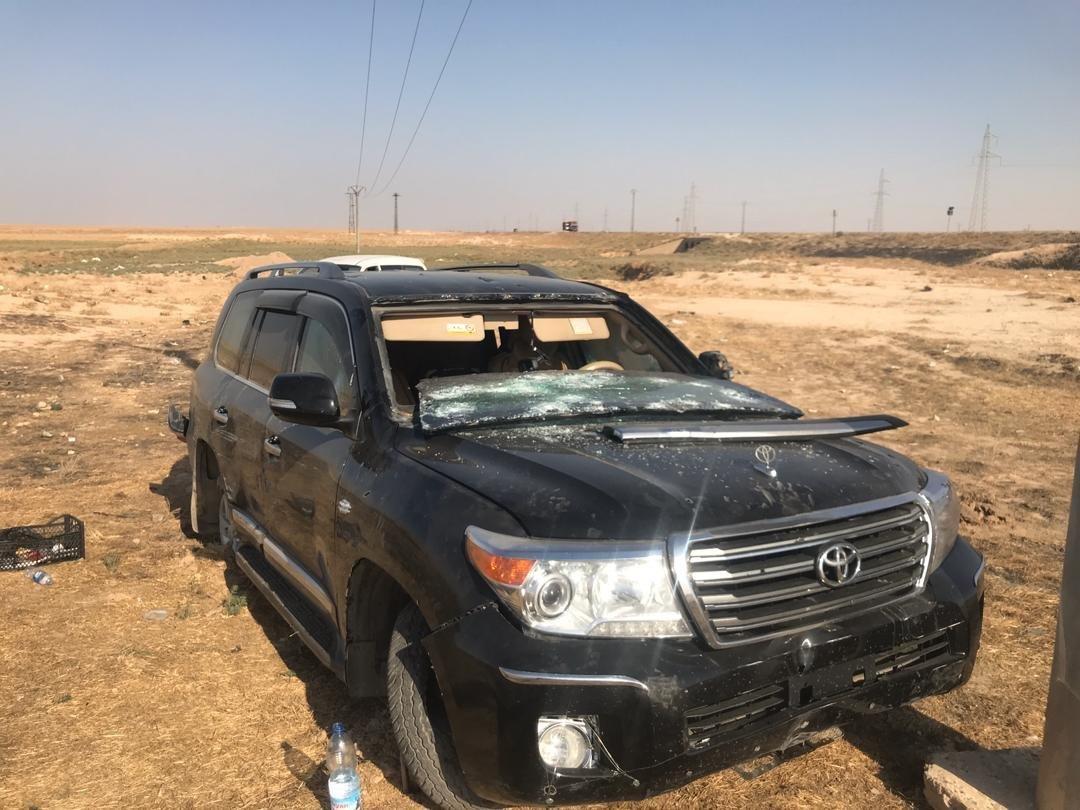 Μισθοφόροι εκτέλεσαν στέλεχος κουρδικού κόμματος  την ώρα που οδηγούσε από το Καμισλί στο Μανμπέζ