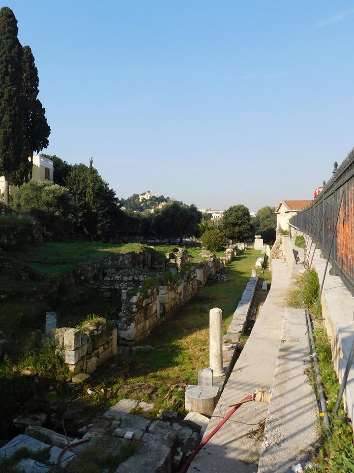 Μνημεία στην Αθήνα
