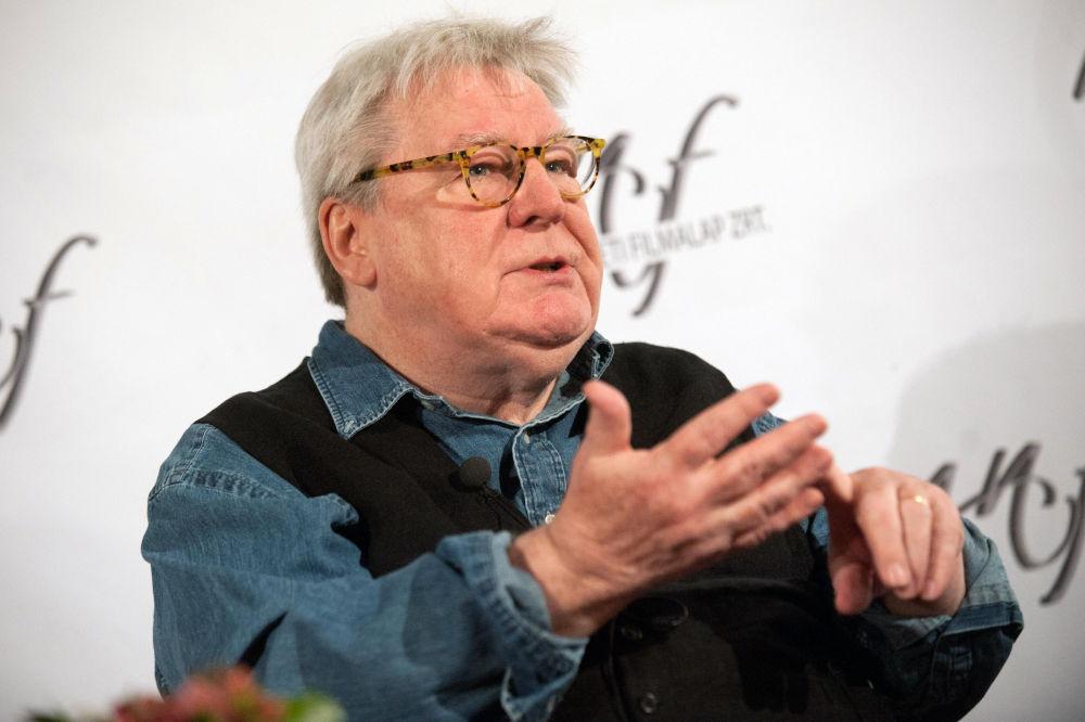 Ο Βρετανός σκηνοθέτης Άλαν Πάρκερ