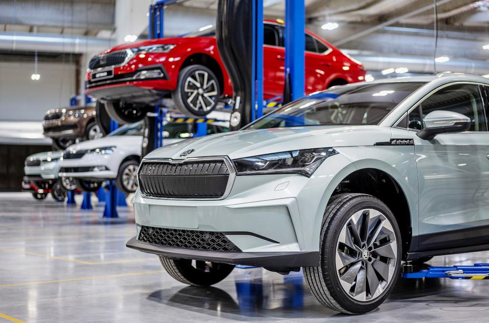 Νέο κέντρο από τη Skoda για πρωτότυπα & test cars
